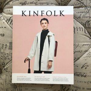 Kinfolk Magazine from Anthro